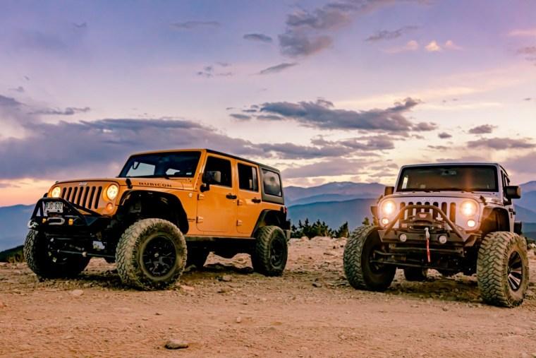 Jeep Tour Colorado Native Jeeps Lift for Jeep