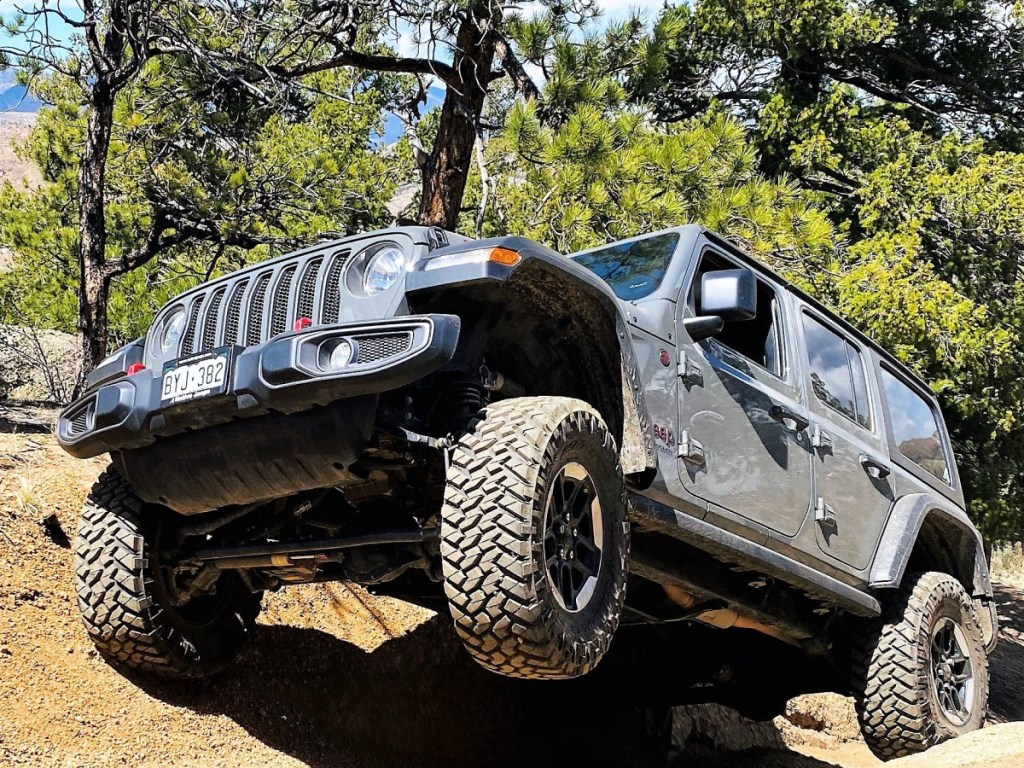 Jeep Tours Colorado Native Jeeps Choosing Lift