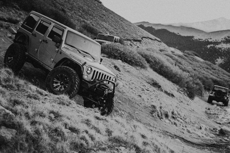 Jeep Tours Colorado Native Jeeps Hill Descent