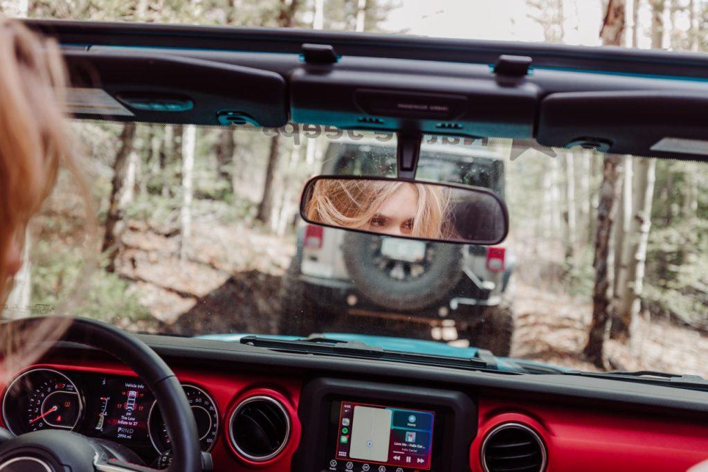 Jeep TouraColorado Native Jeeps Mountain Girl