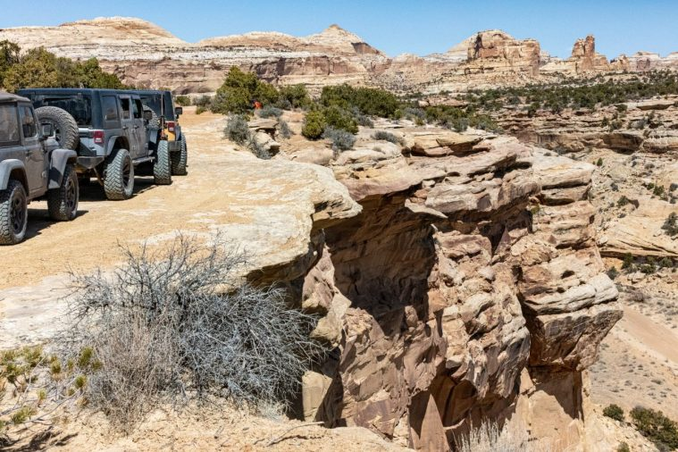 Jeep Tours Colorado by Native Jeeps San Rafael Swell