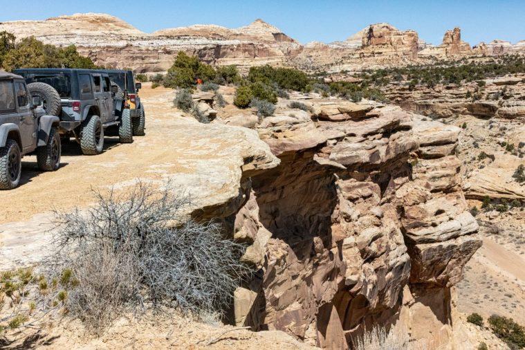 Jeep Tours Colorado by Native Jeeps San Rafael Swell
