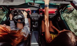 Jeep Tours Colorado Native Jeeps Girls Driving