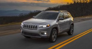 2018 Jeep Cherokee front