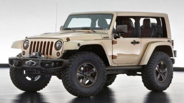 2018 Jeep Wrangler Diesel front