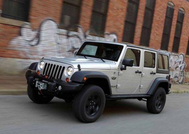 2018 Jeep Wrangler JK Unlimited front