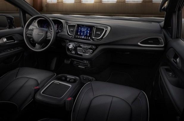 2019 ChryslerPacifica Interior