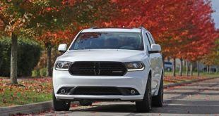 2019 Dodge Durango front
