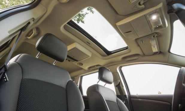 2019 Dodge Journey sunroof