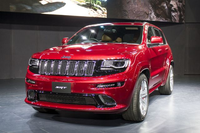 2019 Jeep Grand Cherokee SRT Specs, Redesign