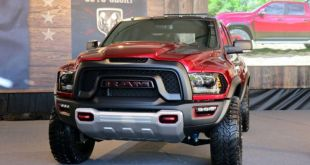 2019 Ram Rebel TRX view