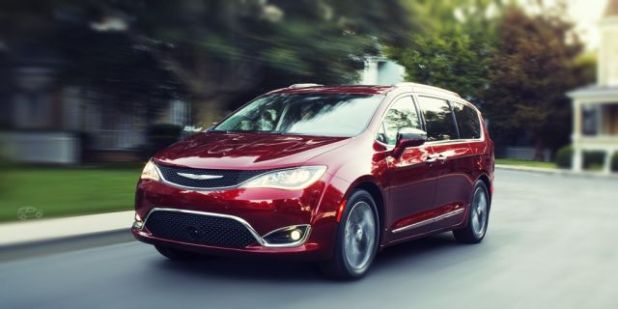 2019 Chrysler Town and Country