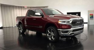 2019 RAM 1500 Lone Star front