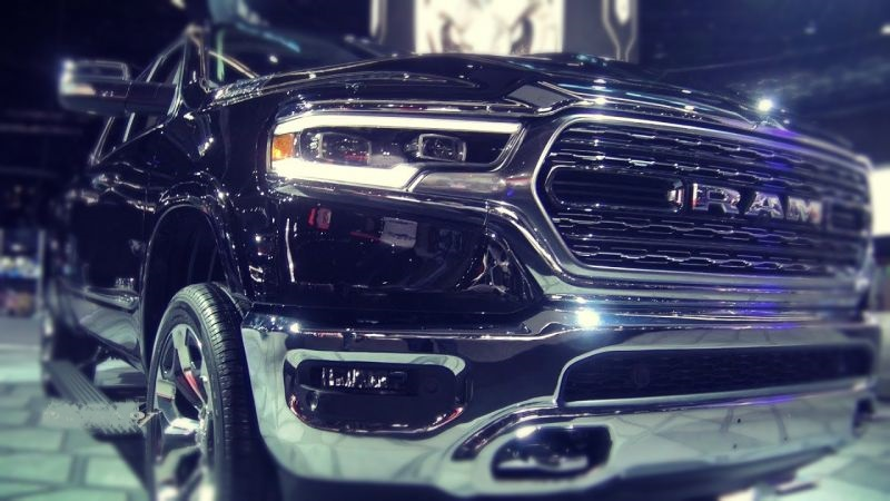2019 Ram 1500 EcoDiesel MPG, Towing Capacity