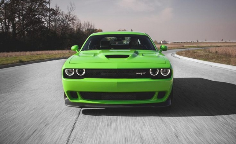 2020 Dodge Challenger Redesign, SRT model