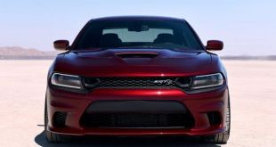 2020 Dodge Charger front