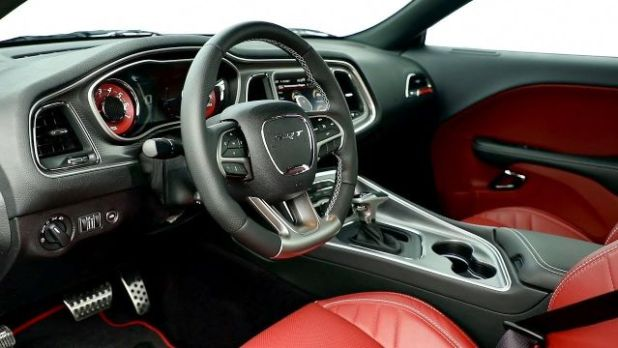 2020 Dodge Charger interior look
