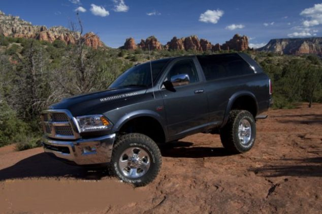 2020 Dodge Ramcharger Not Gonna Happen Jeep Trend