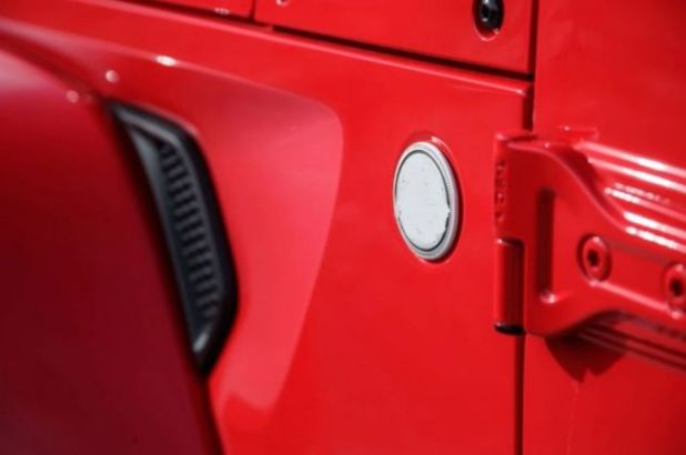2020 Jeep Wrangler PHEV system