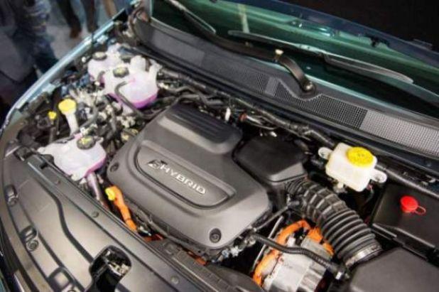 2020 Chrysler Aspen hybrid