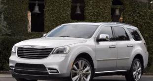 2020 Chrysler Aspen