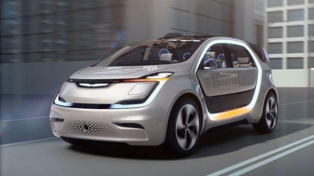 2020 Chrysler Portal front