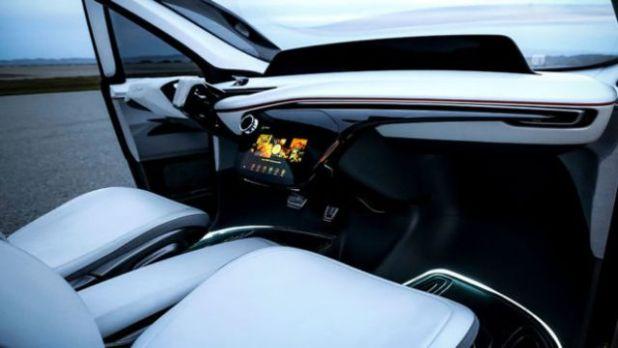 2020 Chrysler Portal interior