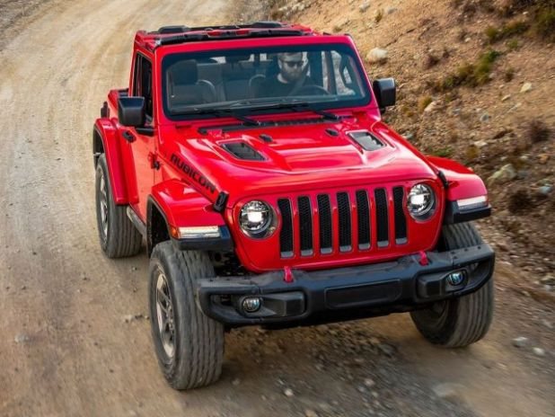 2020 Jeep Wrangler Hybrid