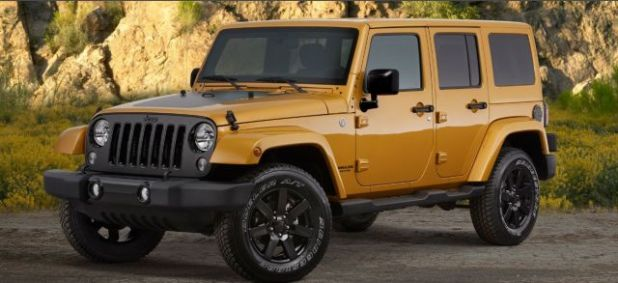 2020 Jeep Wrangler Unlimited review