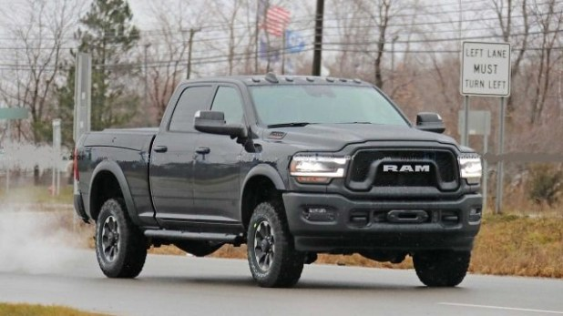 2020 Ram Power Wagon front