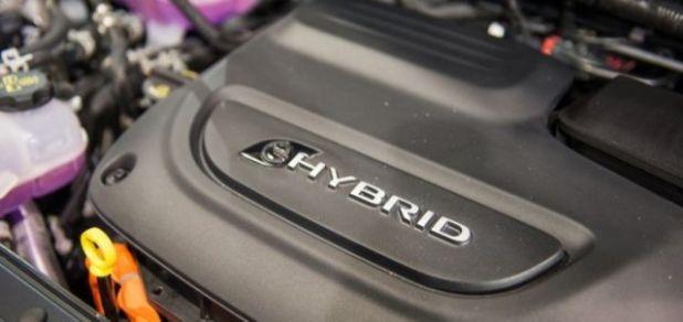 2020 Chrysler Pacifica Hybrid Engine