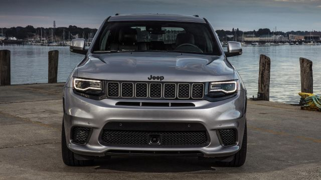 Next-Gen 2021 Jeep Grand Cherokee To Be Offered With Three Rows Of Seats