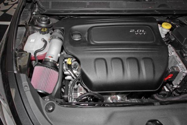 2020 Dodge Dart engine