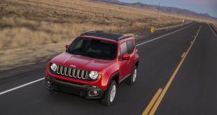 2020 Jeep Renegade PHEV