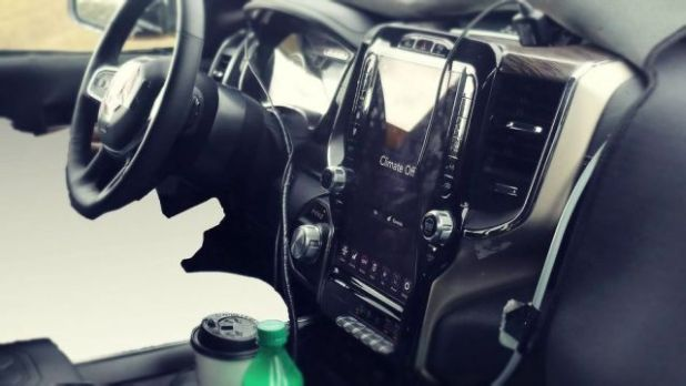2020 Ram 3500HD interior