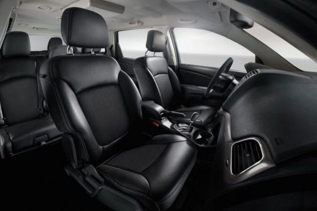 2021 Dodge Journey interior