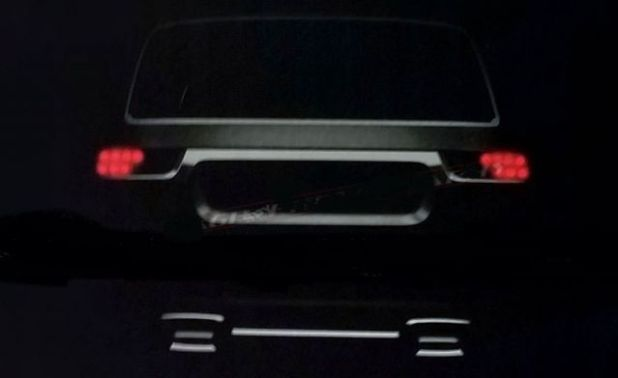 2021 Jeep Grand Wagoneer rear