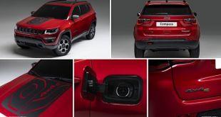 2020 Jeep Compass PHEV