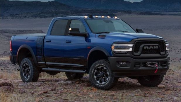 2020 Ram 2500 Power Wagon side