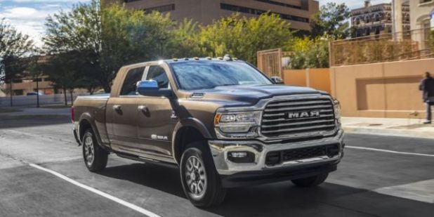 2020 Ran Heavy Duty front