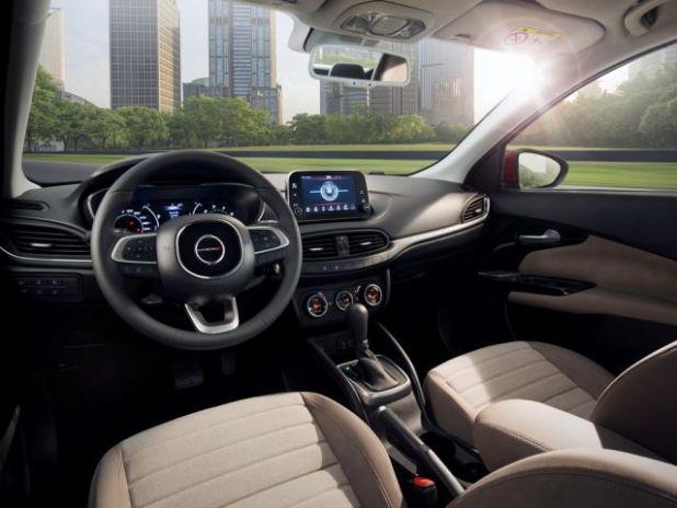 2020 Dodge Neon interior look