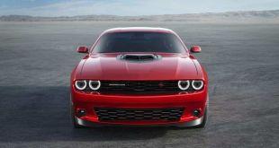2021 Dodge Barracuda front