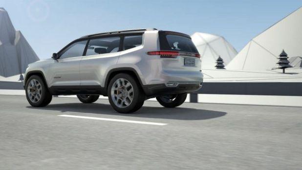 2021 Jeep Wagoneer side