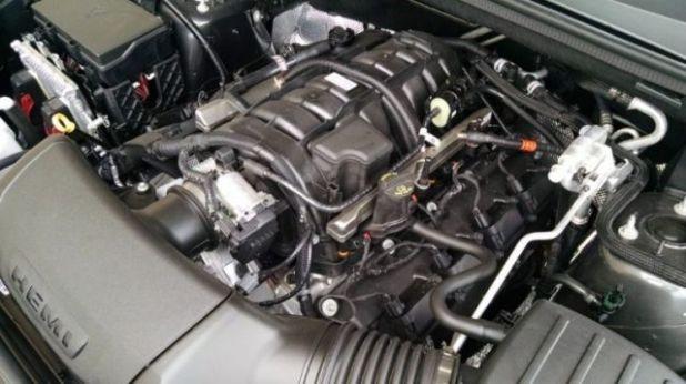 2020 Dodge Durango Citadel engine