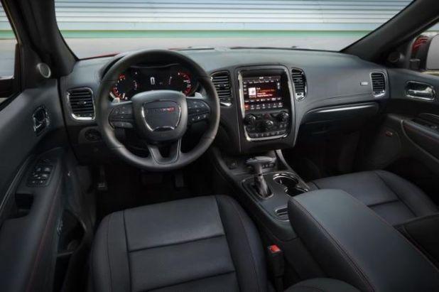 2020 Dodge Durango Citadel interior