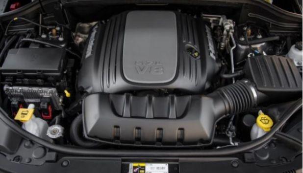 2020 Jeep Grand Cherokee Trailhawk engine