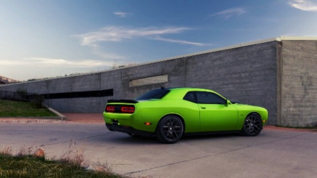 2022 Dodge Challenger redesign