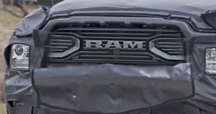 2021 Ram HD spy shots