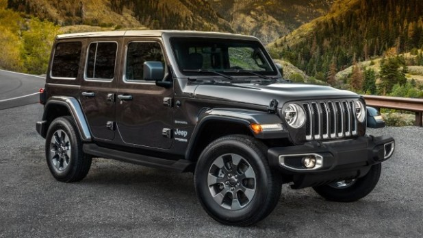 2021 Jeep Wrangler Unlimited exterior