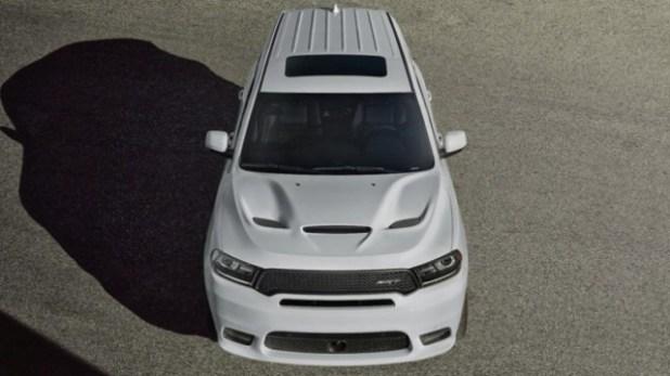 2021 Dodge Durango SRT Hellcat facelift